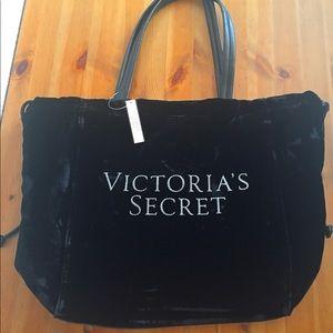 Victoria's Secret Plush Tote